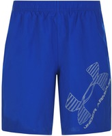 Under Armour Graphic Shorts Blue