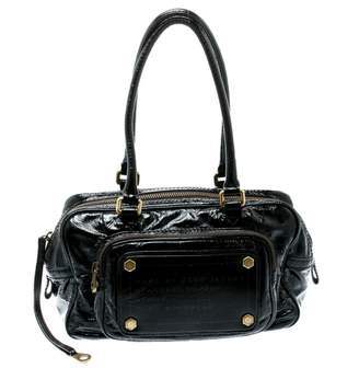 Marc by Marc Jacobs Black Patent leather Handbags