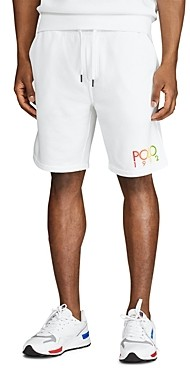Polo Ralph Lauren Cotton Blend Fleece Logo Shorts