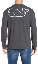 Vineyard Vines Men's Vintage Whale Graphic Pocket T-Shirt