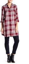 BB Dakota Hawkins Plaid Tunic