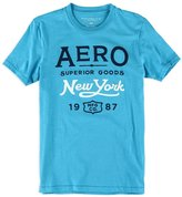 Aeropostale Mens Superior 1987 Graphic T-Shirt S