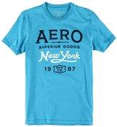 Aeropostale Mens Superior 1987 Graphic T-Shirt S
