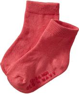 Old Navy Solid-Color Crew Socks for Baby