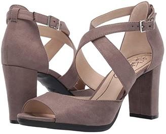 LifeStride Allison (Grey Microsuede) Women's Shoes