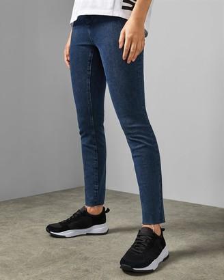 Ted Baker Raw Hem Skinny Jeans