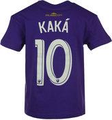 adidas Kids' Kaka Orlando City SC Name and Number T-Shirt