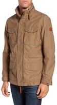 Timberland Men's Mt. Davis M65 Waxed Canvas Jacket