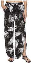 LaBlanca La Blanca Petal Pusher Tulip Pants Cover-Up Women's Swimwear