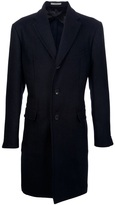 Boglioli Single breasted wool coat
