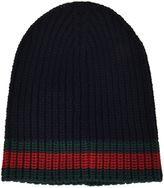 Gucci Web Carry Beanie