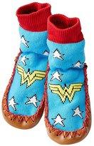 DC ComicsTM Wonder Woman Slipper Moccasins
