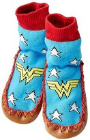 Kids DC ComicsTM Wonder Woman Slipper Moccasins