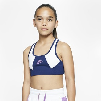 Nike Big Kids (Girls) Sports Bra