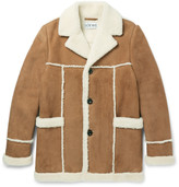 Loewe - Shearling Coat