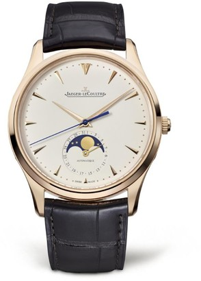 Jaeger-LeCoultre Master Ultra Thin Moon Rose Gold Watch