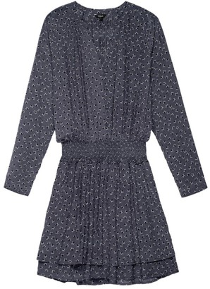 Rails Jasmine Tiered Mini Dress