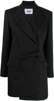 MSGM long blazer