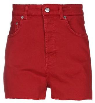 DEPARTMENT 5 Denim shorts