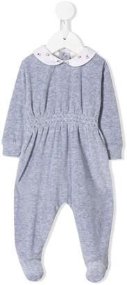 Siola Elastic Waist Velour Pyjama