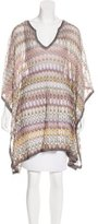 Missoni Open Knit Kaftan Dress