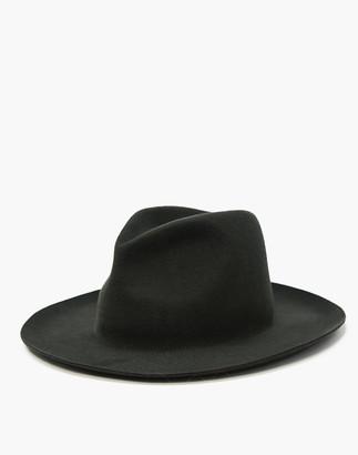 Madewell WYETH Mikal Fedora Hat