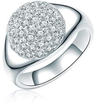 Rafaela Donata Classic Collection Rafaela Donata - Ring - 925 Sterling Silver with Cubic Zirconia - Women's Jewelry - Many Sizes, Zirconia Ring, Silver Jewelry, Sterling Silver Ring, Zirconia Jewelry - 60800197