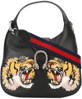 Gucci Dionysus hobo tote - women - Calf Leather/Suede - One Size