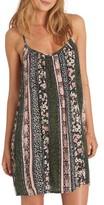 Billabong Women's Shining Sun Print Dress
