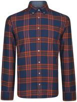 Marc O'Polo MARC O POLO Twill Check Shirt