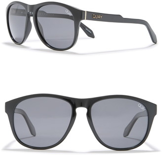 Quay Lost Weekend Round Sunglasses