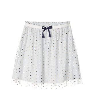 Peek PEEK Hailey Skirt (Toddler/Little Kids/Big Kids) (Gold) Girl's Skirt