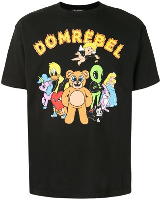 Dom Rebel Friends Club T-shirt