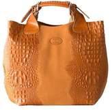 Women's SHARO Genuine Leather Bags Deleite Medium Tote Handbag