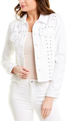J Brand Slim Stud Jacket