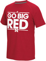 adidas Men's Nebraska Cornhuskers Dassler Local T-Shirt