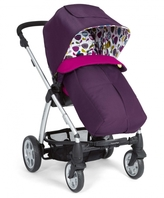 Sola Stroller - Plum Petal by Mamas and Papas