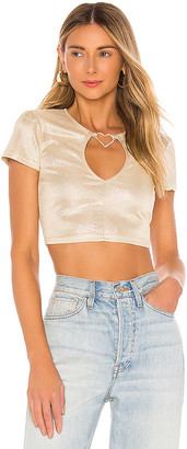 superdown Kristin Crop Top