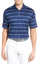 Bobby Jones Men's 'Frame' Stripe Mercerized Golf Polo