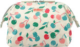 Cath Kidston Cherry Stamp Frame Cosmetic Bag