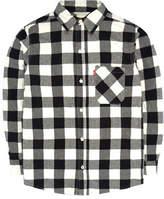 Levi'S Plaid One-Pocket Shirt