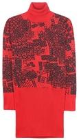 Loewe Printed Turtleneck Sweater