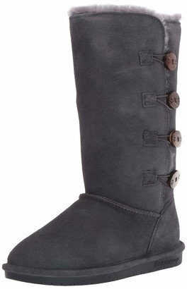 BearPaw Women's Lori Slouch Boots