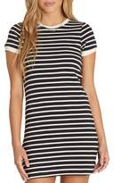 Billabong Go Around Stripe T-Shirt Dress