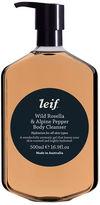 LEIF Wild Rosella & Alpine Pepper Body Cleanser
