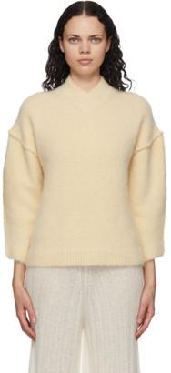 RUS Yellow Alpaca Kiruto Sweater