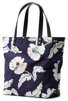 Jack Spade Floral Printed Cotton Tote