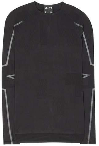 Y-3 Sport Fine Knit top
