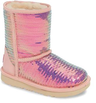 UGG Classic Short II Sequin Boot