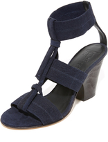 Zero Maria Cornejo Lupita Sandals